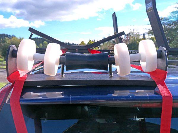 KCS Roof roller loading system