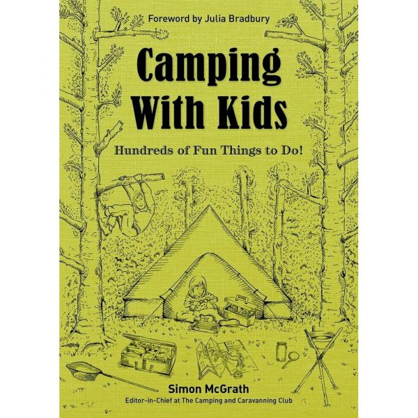 Front cover of Camping with Kids