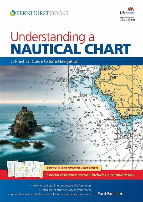 Front cover of Understanding a Nautical Chart 2nd Edition