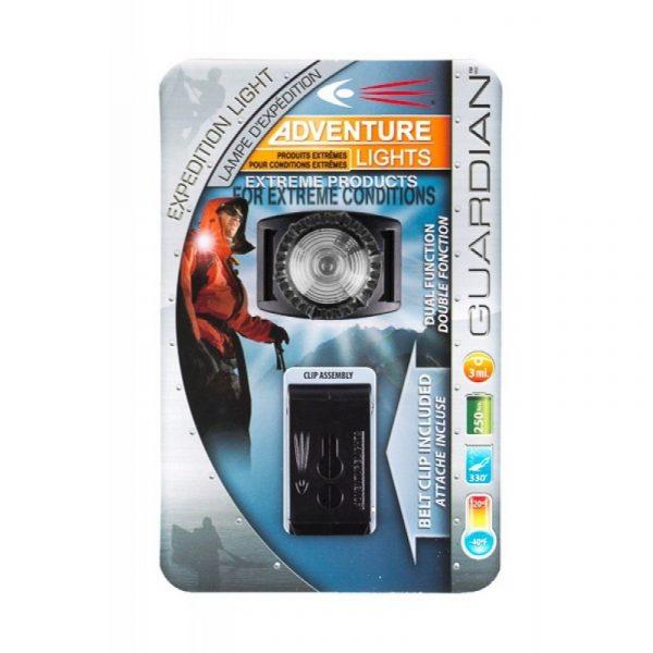 Guardian Adventure light packaged