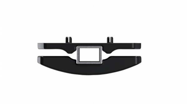 Kajaksport J carrier fitting to square bar
