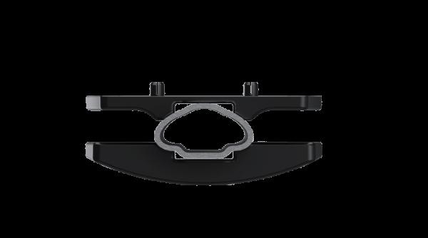 Kajaksport J carrier fitting to oval bar