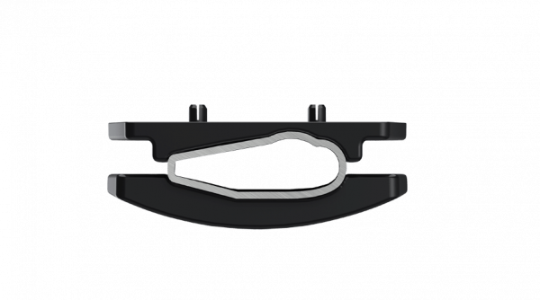 Kajaksport J carrier fitting to wing bar