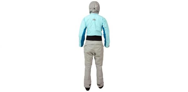 Women's Odyssey dry suit rear view
