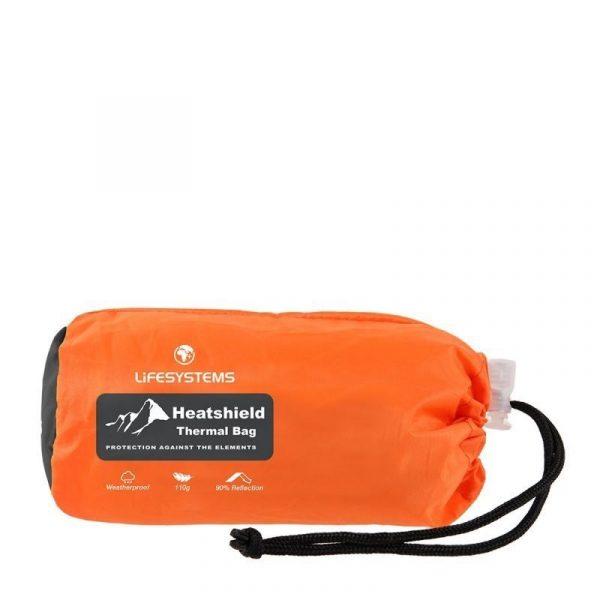 Lifesystems Heatshield Bivi bag packed