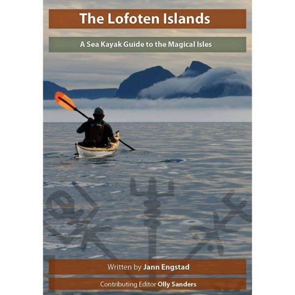 Front cover of Lofoten Islands guidebook