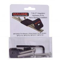 Malone T-Slot Integration Hardware Kit for Aero Style CrossBars