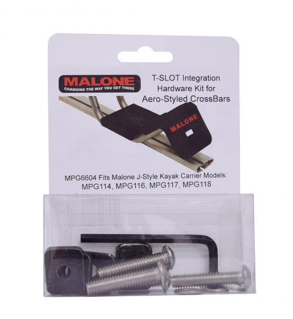 Malone T-slot adaptor kit