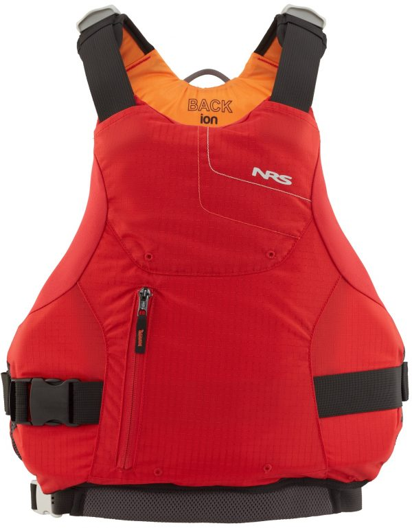 NRS Ion buoyancy aid in red