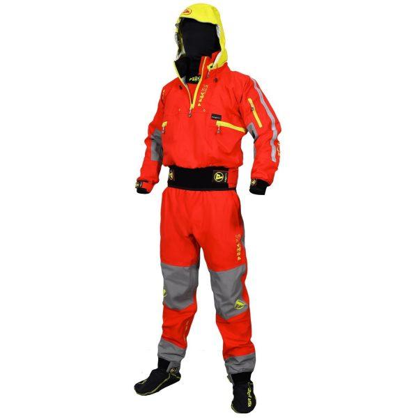PeakUK Explorer drysuit 2019 model