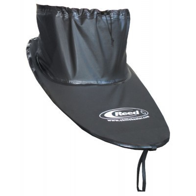 Aquatherm spraydeck with adjustable waist