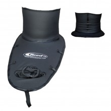 Reed aquatherm spraydeck with fixed waist