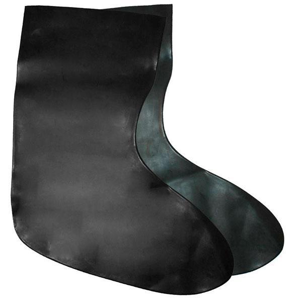 Pair of Typhoon latex socks