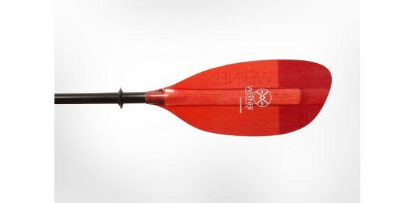 Werner Corryvreckan blade in red