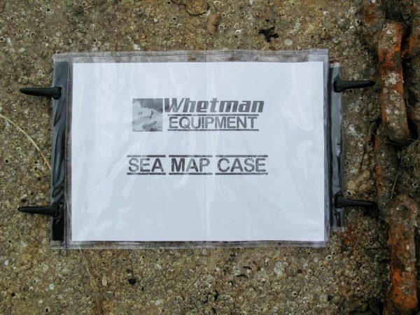Whetman Equipment dry map case