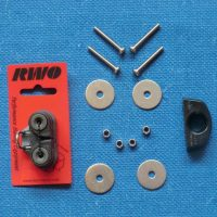 Tow line deck fitting kit