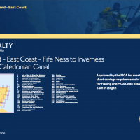 Admiralty Leisure Chart Folio – East Coast Fife Ness to Inverness & Caledonian Canal (SC 5617)