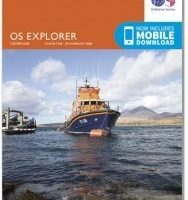 OS Explorer 353, Map of Islay North