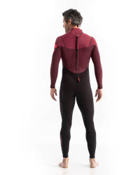 Jobe Perth Men's Wetsuit Back View
