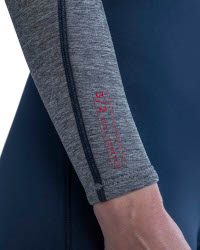 Jobe Sofia Wetsuit in Midnight Blue Wrist View