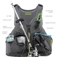 NRS Chinook – Fishing PFD