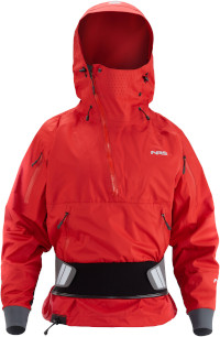 NRS Orion Touring Cag Jacket Full Front View