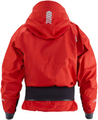 NRS Orion Touring Cag Jacket Full back View