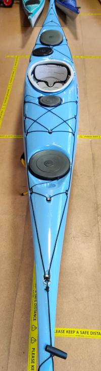 Northshore Atlantic LV Kevlar in Mazarine Blue Full View