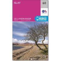 OS Landranger 60 Islay