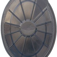 KajakSport Oval Click-On hatch (P&H Composite)