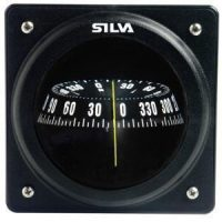 Silva Compass 70P, deck mounted.
