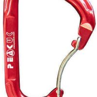 PeakUK Karabiner Pear Wire-Gate
