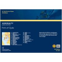 Admiralty Leisure Folio – The Firth of Clyde (SCF5610)