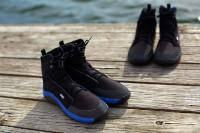 Jobe Neoprene Boot Black and Blue View