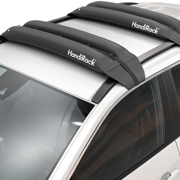 Handirack roof rack on car