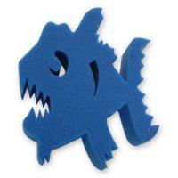 Pyranha Angry Fish Boat Sponge