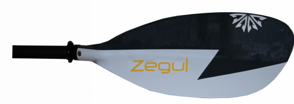 zegul Mist paddle blade
