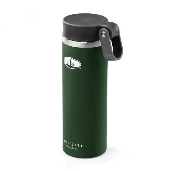 GSI Microlite Flask 720 Twist Green