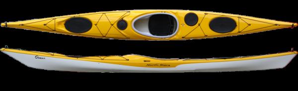 Northshre Ocean 17.6 in Yellow
